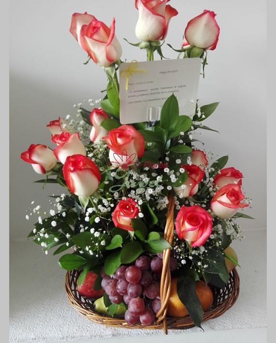 Cumpleaños 17 Floristería Flores Yapel Bog