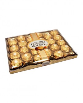 Chocolates Ferrero Rocher 24 Unids