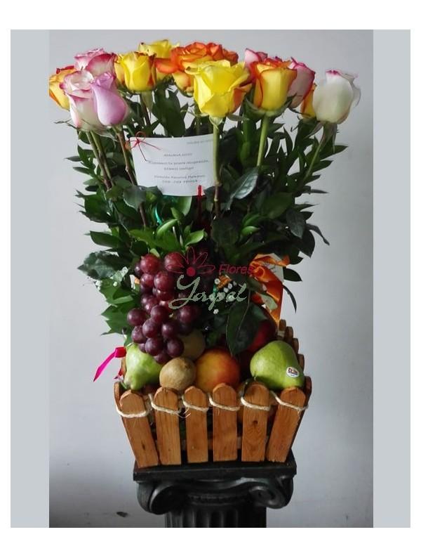 Flores Para Recuperacion A Domicilio Bogota Floristeria Yapel